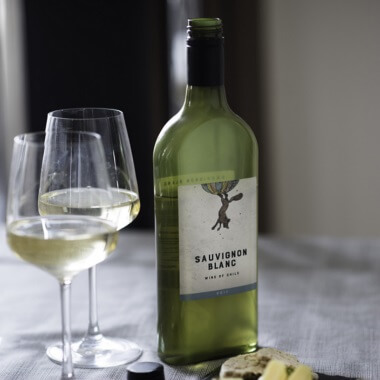 Letterbox Chilean White Wine