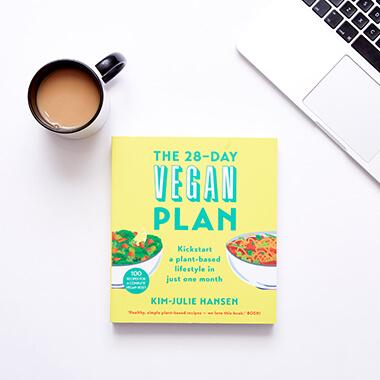 The 28 Day Vegan Plan