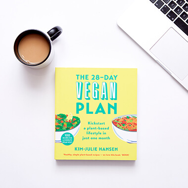 The 28 Day Vegan Plan
