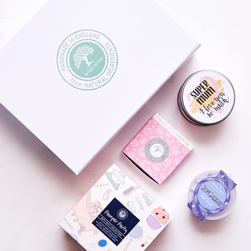 Mothers Day Pamper Pack Gift Set