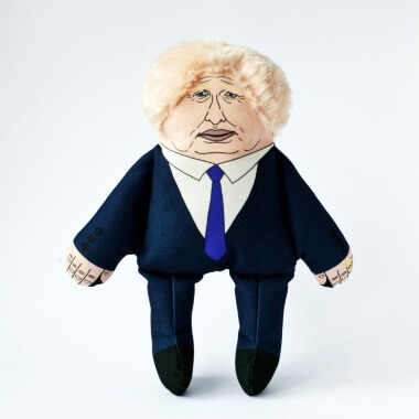 Pet Hates Toys - Boris