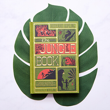 The Jungle Book - With Illustrated And Interactive Elements