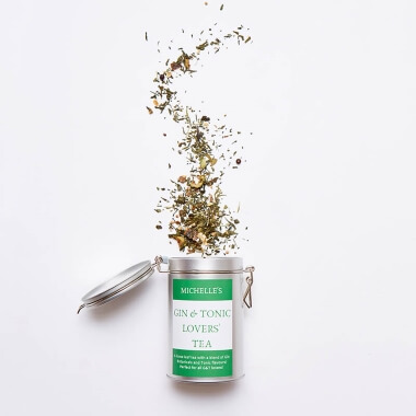 Personalised Gin & Tonic Flavoured Tea