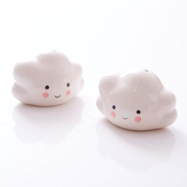 Cutie Cloud Salt And Pepper Set