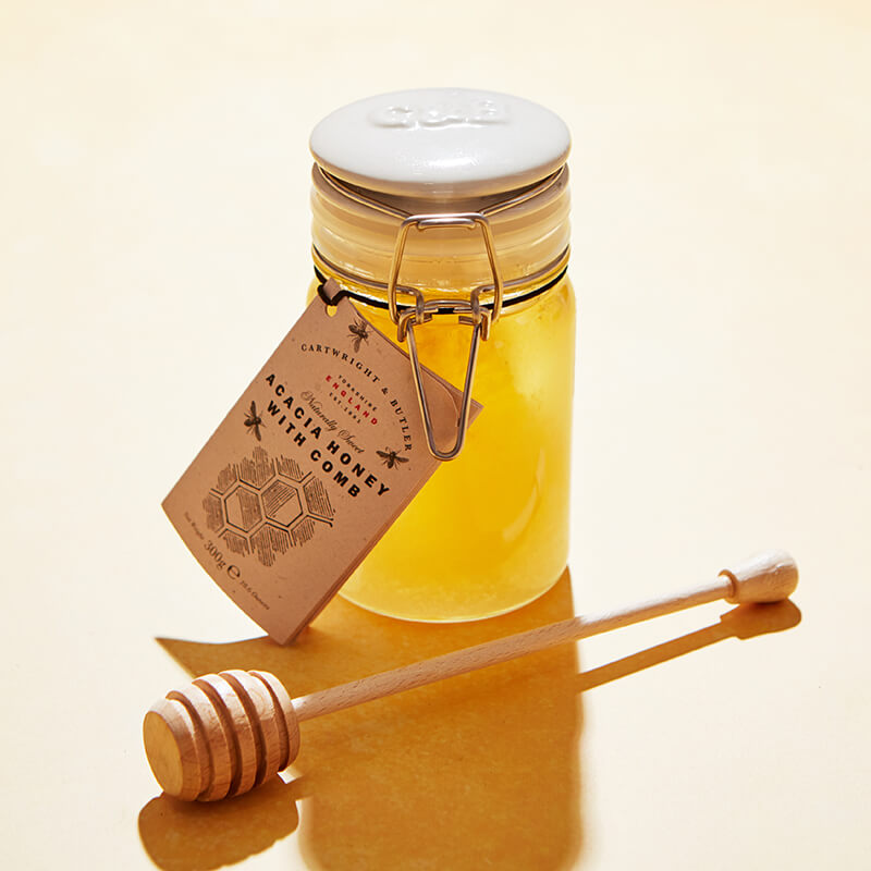 Cartwright And Butler Acacia Honey With Comb