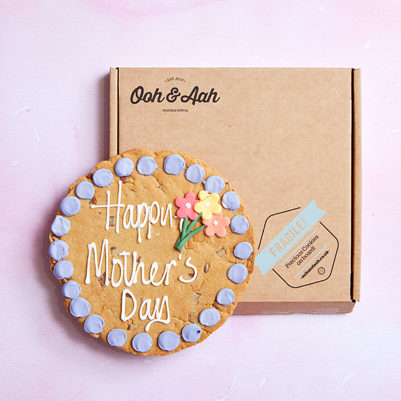 Mother's Day Flower Cookie