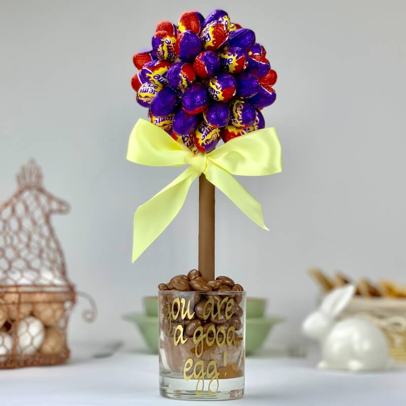 Personalised Cadbury's Cream Egg  Sweet Tree