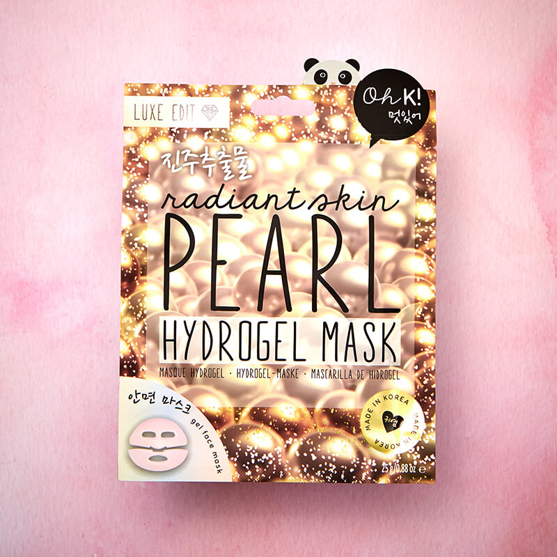 Oh K! Pearl Hydrogel Mask