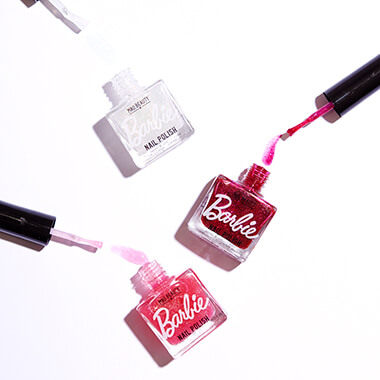 Barbie Nail Polish Trio