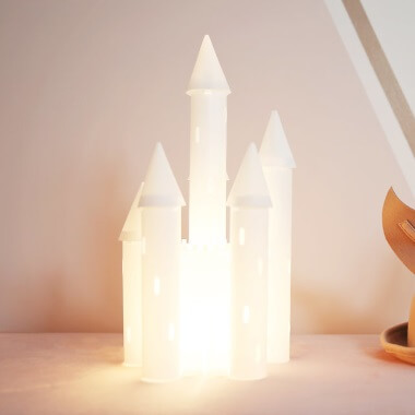 LED Castle Lamp