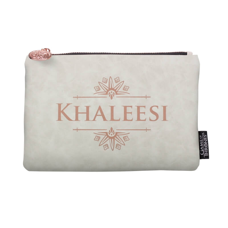 Game of Thrones Khaleesi Make Up Pouch