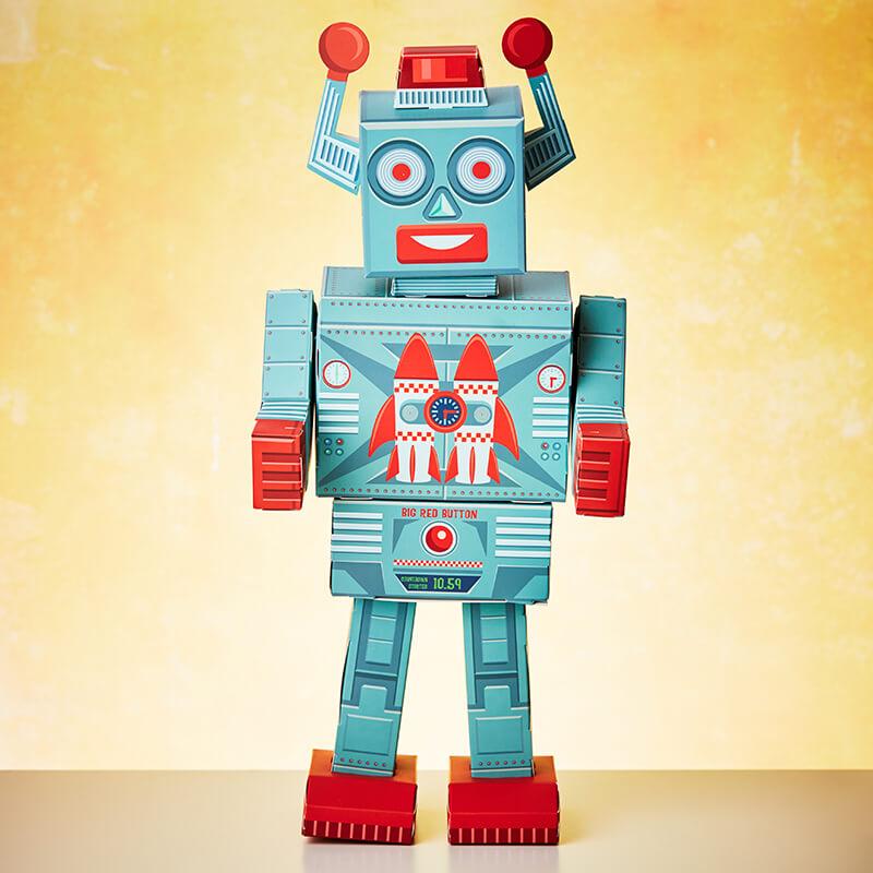 Build a Mega Robot