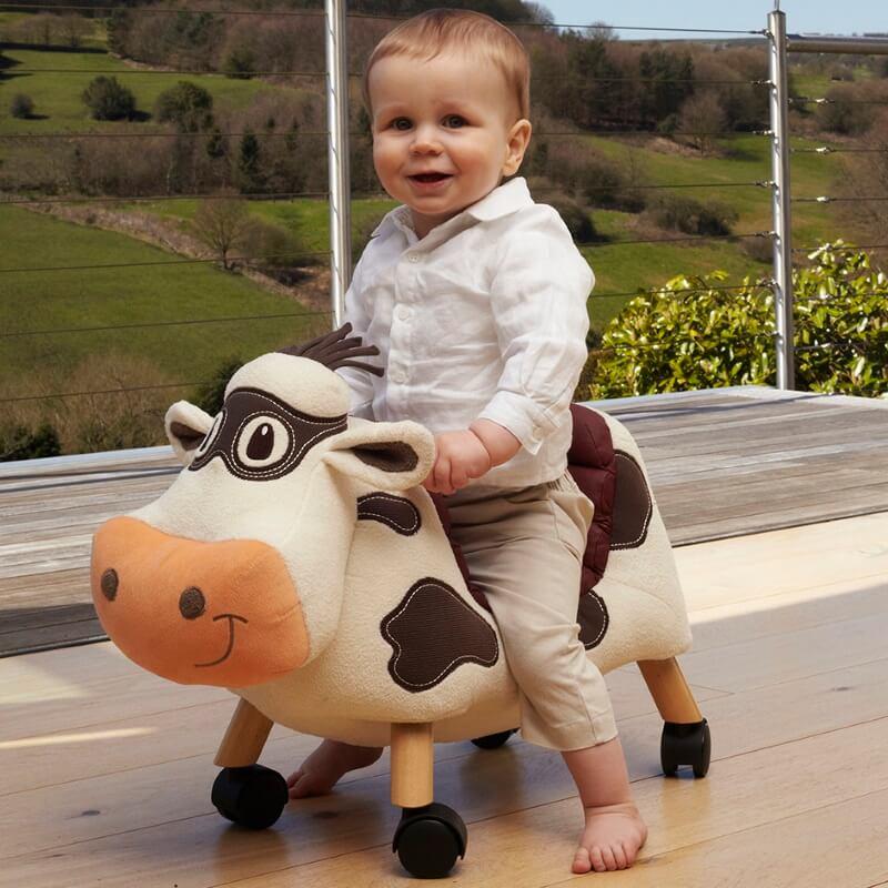 Moobert Animal Ride On