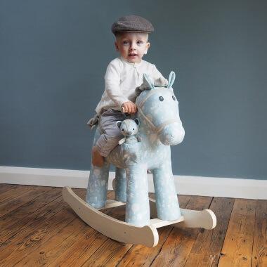 Finn And Munchkin Rocking Horse