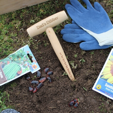 Personalised Garden Dibber