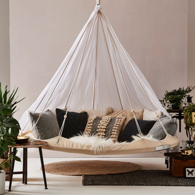 TiiPii Hanging Daybed - Large 1.8m Nester