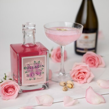 Collagin Rose - Gin With Added Collagen