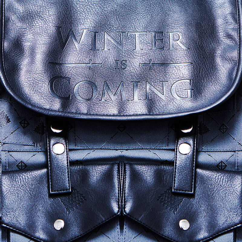 Game of Thrones Stark Backpack