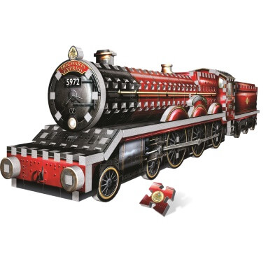 Harry Potter - Hogwarts Express 3D Jigsaw Puzzle Model