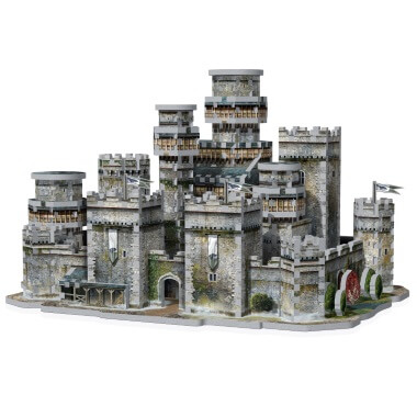 Game of Thrones - Winterfell 3D Jigsaw Puzzle Model