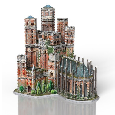 Game Of Thrones - The Red Keep 3D Jigsaw Puzzle Model