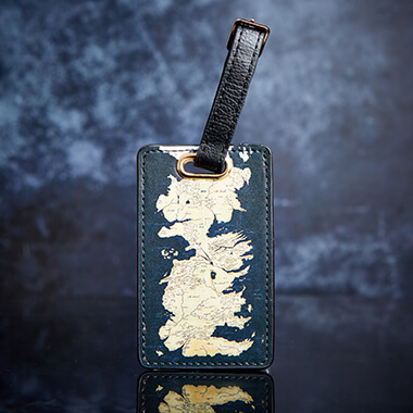 Game of Thrones Luggage Tag