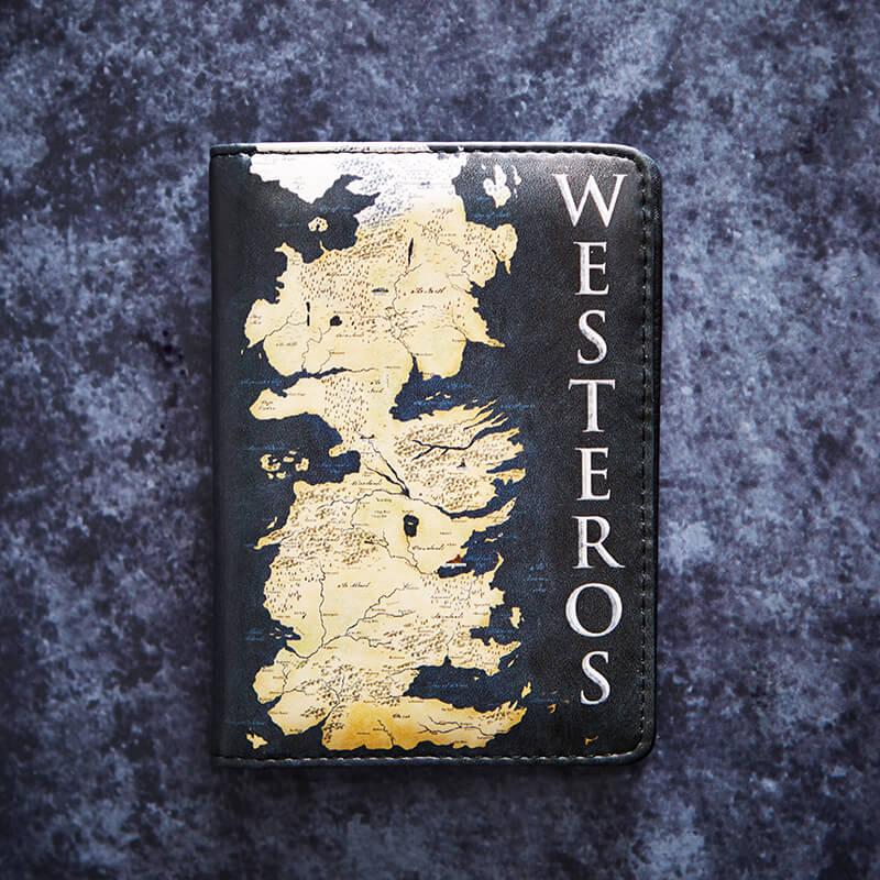 Game of Thrones Passport Wallet