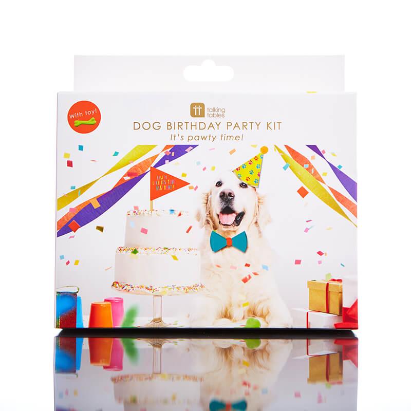 Dog's Birthday Party Kit
