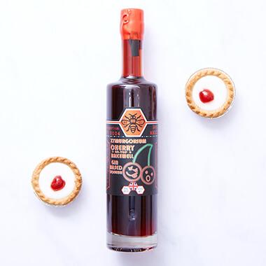 Zymurgorium Gin - Cherry Bakewell Liqueur