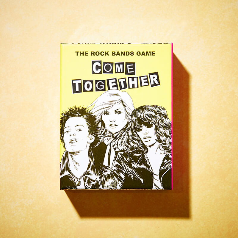 Come Together Rock Band Game