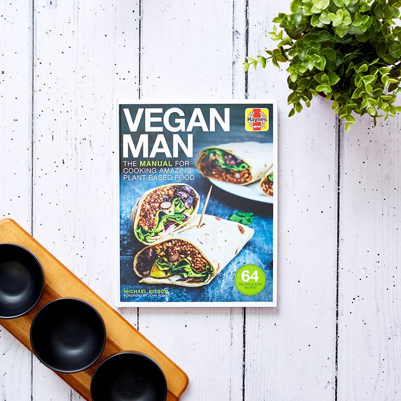 Haynes - Vegan Man Manual