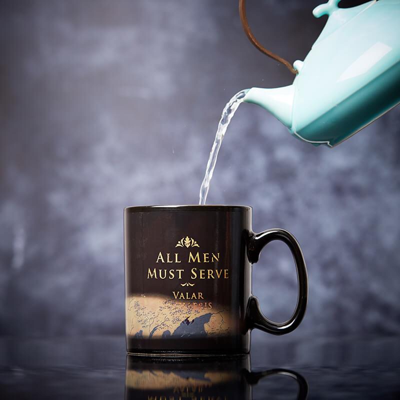Game of Thrones Heat Changing Mug