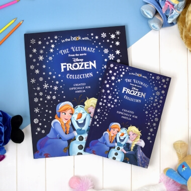 Personalised Ultimate Disney Frozen Collection