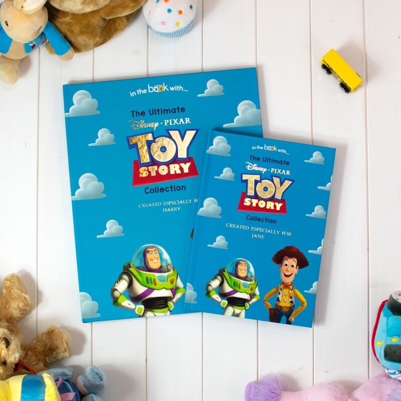 Personalised Ultimate Toy Story Collection