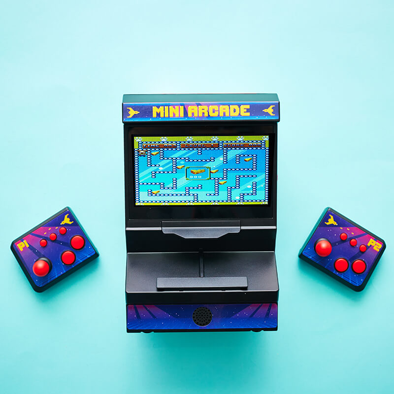 2 Player Retro Arcade Machine
