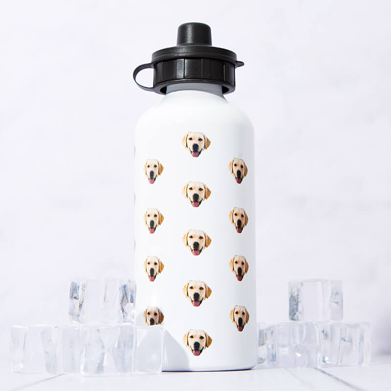 Personalised Picture Water Bottle