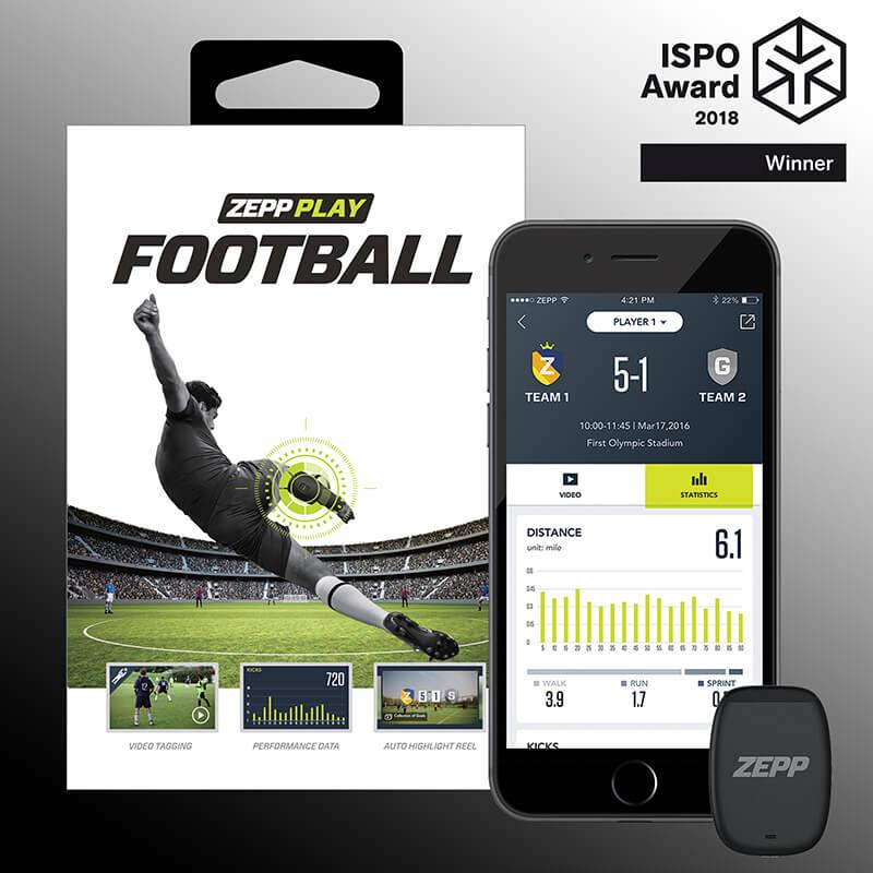 Zepp - Smart Football Boot Tracker