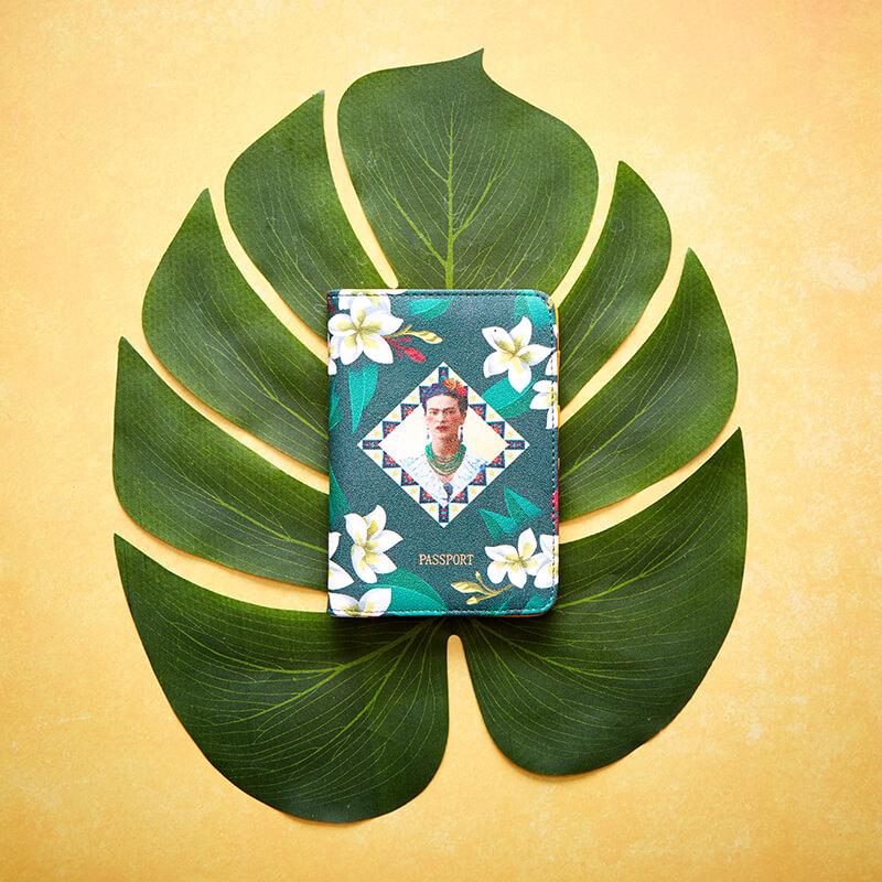 Frida Passport Holder