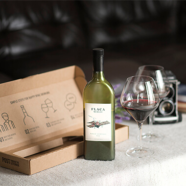 Letterbox Chilean Red Wine