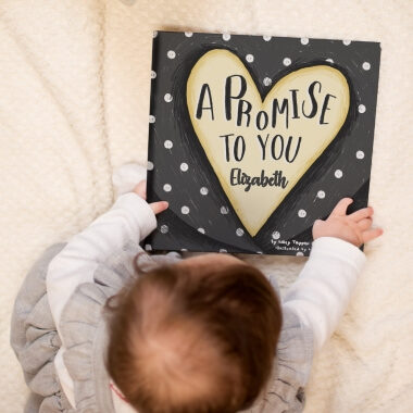 Personalised Promises To You Book