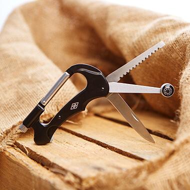 Gentlemen's Hardware 4-in-1 Multi-Tool