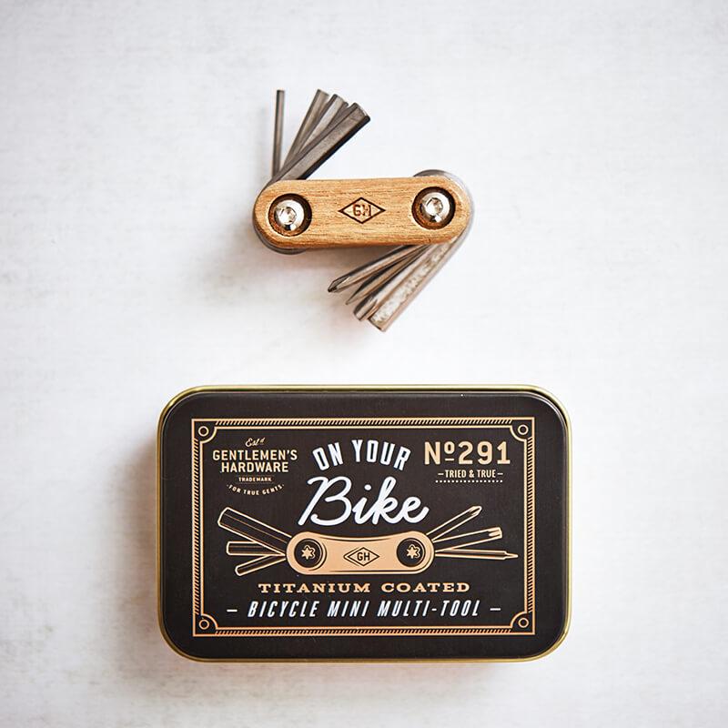 Gentlemen's Hardware Pocket Bicycle Multi-Tool