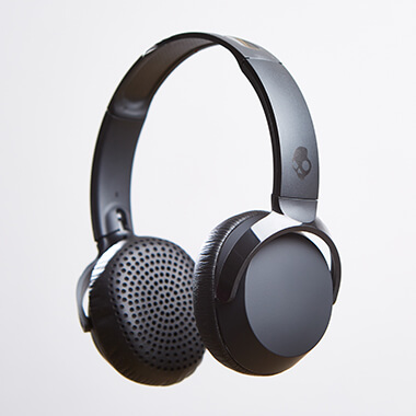 Skullcandy Riff Headphones - Black