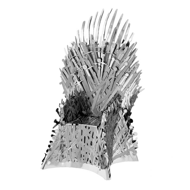 Metal Earth Game of Thrones Iron Throne Model Kit