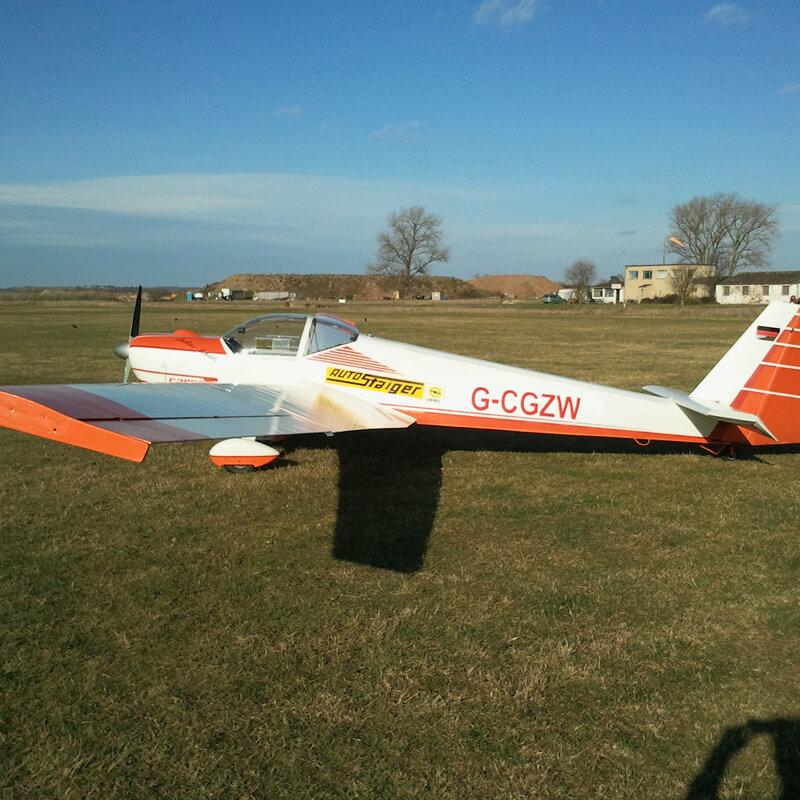 Gliding Discovery Flight