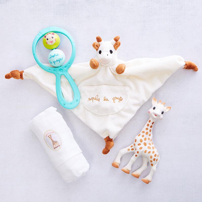 Sophie The Giraffe New Born Set