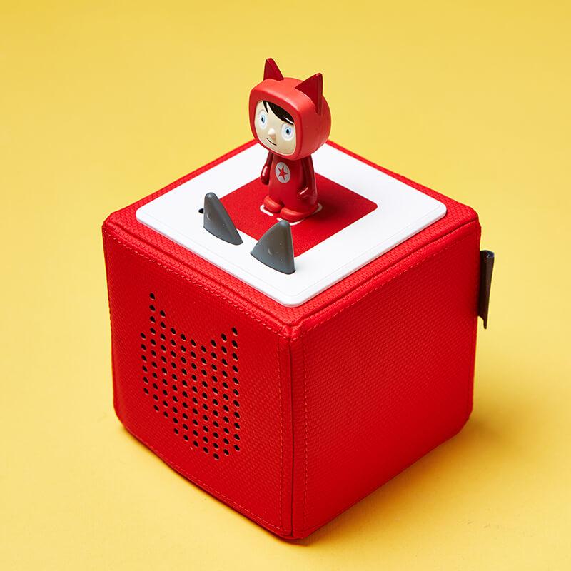 Tonies Starter Set - Red