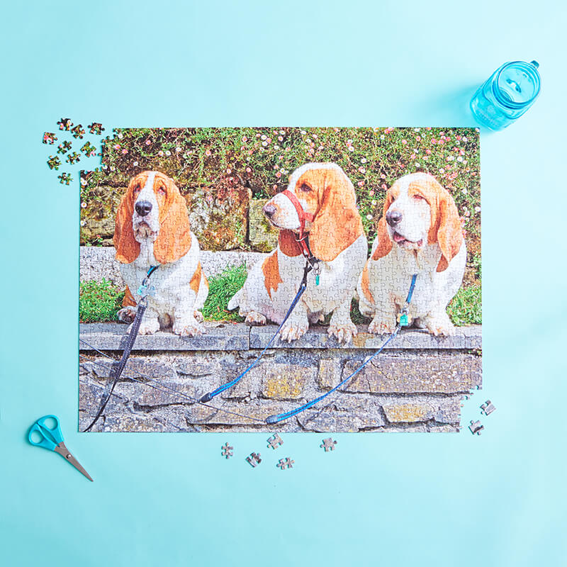 Personalised Photo Jigsaw Landscape