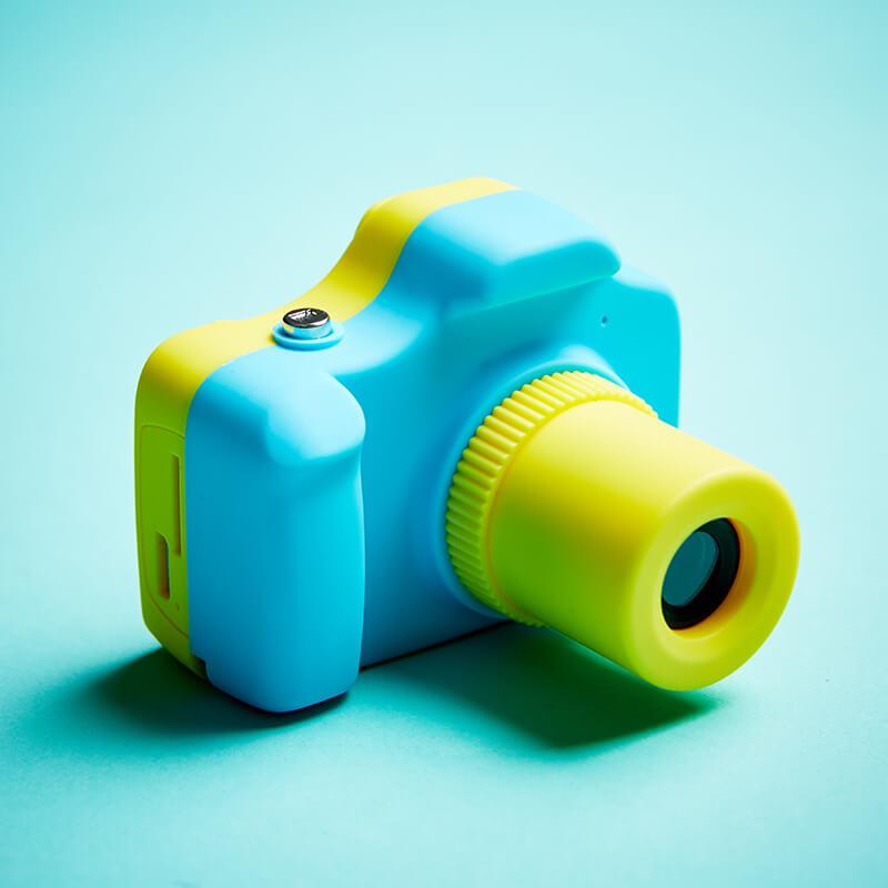 myFirst Camera - Blue