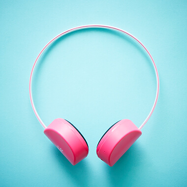 myFirst Wireless Headphones - Pink